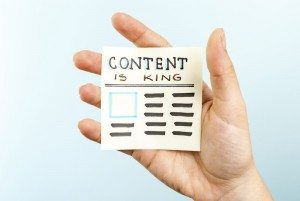blog writing and content marketing