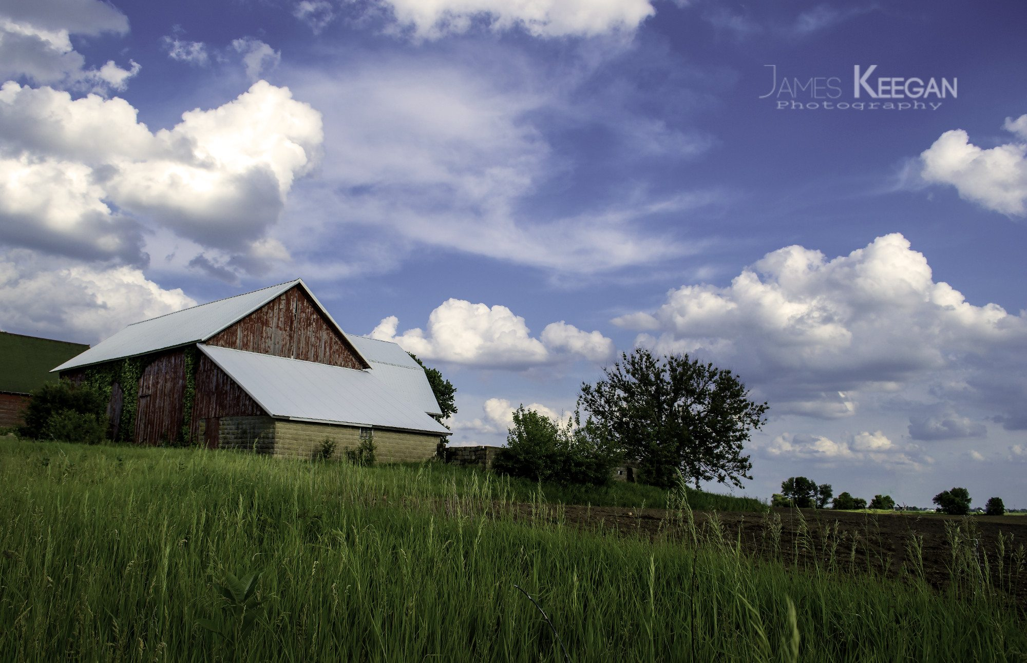 barn photo no grid
